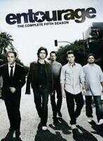 DVD - TV Show - Entourage - The Complete Fifth Season 3-Disc Set -Adrian Grenier