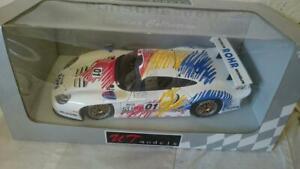 UT Models 1/18 39811 Porsche 911 GT1 Daytona Rohr motorsports 1998 Mcnish etc