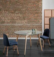 Esstisch Glastisch 90x90 160x90 oder 120cm Rund mit Gestell Eiche oder Schwarz