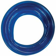 "Vinyl Blue Tubing 1/2"" - 10ft Roll for Hydroponics"