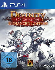 Divinity: Original Sin -- Enhanced Edition für PS4 *Neu & OVP*