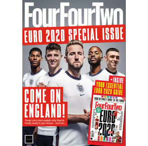 FourFourTwo Magazine NEW Issue - June 2021 # 326 + Euro 2020 Tournament Guide
