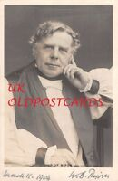 RP Postcard - Autographed by the Bishop of Ripon -  William Boyd Carpenter
