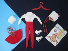 Barbie SKIPPER Vintage Complete Outfit SKATING FUN #1908 Mint Free Shipping USA