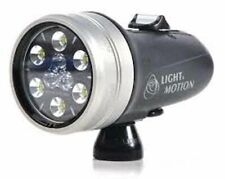 Light and Motion Sola Video Light (1200-Lumens, Silver)