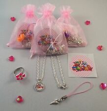 Children's Fun and Beautiful Shopkins themed glitzy party/gift loot bag!!