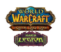 Wow Warcraft TCG March of the Legion Starter Box Deck Hero Pick from List