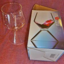 Original Box VINO-TINI Both WINE & MARTINI GLASS In 1, Upside Down To Each Other