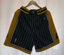 NBA INDIANA PACERS BASKETBALL SHORTS CHAMPION AUTHENTIC VINTAGE SIZE XL