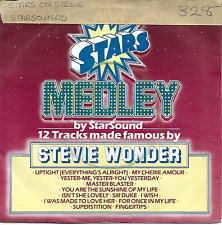 STAR SOUND - STARS ON STEVIE - COVERS OF STEVIE WONDER SONGS CONDENSED ONTO ONE