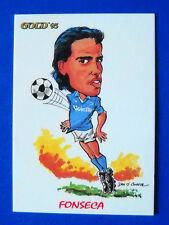 CARD SCORE GOLD 93 - n. 247 - NUOVE MAGLIE - FONSECA - NAPOLI