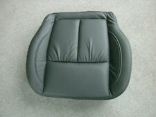 Left Front Black Leather Seat Cushion Assembly 07-08 MAXIMA SL OEM Factory NOS