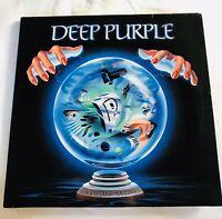 Deep Purple Vinyl LPs Bundle