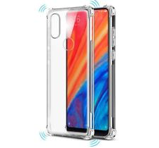 FUNDA de GEL TPU ANTI-SHOCK TRANSPARENTE para XIAOMI MI MIX 2S