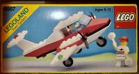 SEALED NEW LEGO CALSSIC TOWN SET 6687 TURBO PROP l LEGOLAND AIRPORT 1987 LOOK!!!