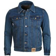 Abrigos y chaquetas de hombre vaquero color principal azul