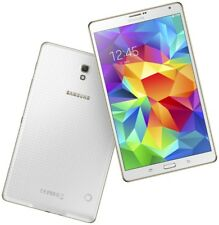 "Samsung Galaxy Tab S T700 8.4""  WiFi 3GB Ram 8MP Camera 16GB Android -White"