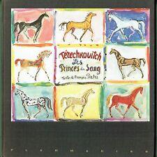 Térechkovitch, les Princes de Sang, Peintures Courses de Chevaux, Pietri, 1962