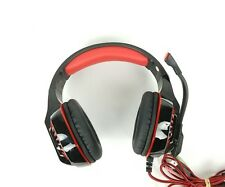 Beexcellent GM-2 Wired Game Headphone Headset with Mic LED Light for PC Laptop
