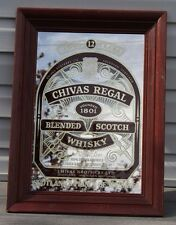 Vintage Chivas Regal Blended Scotch Whisky Bar Mirror