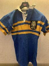 Leeds RLFC Watersplash Replica Shirt. Ltd Edition. Rhinos. Medium