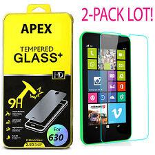 Premium Tempered Glass Screen Protector Film Guard For Nokia Lumia 635 630