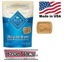 Natural Blue Buffalo Dog Pet Healthy Treats Chicken Liver MADE IN USA