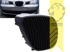 Sportgrill Kühlergrill für Seat Ibiza 6L Cordoba 6L schwarz