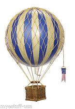 Authentic Models Ap161D Travel Light Model Helium Balloon Mobile - True Blue