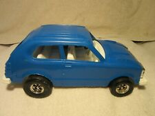 Tootsie Toys Strombecker Honda Civic Toy Car Plastic
