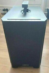 Lian-Li PC-TU150WX Aluminium Mini-ITX PC Case - Black Glass Window with box