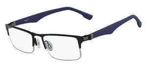 Flexon Flexible Titanium E1070 001 54mm Black Men's Rx Ophthalmic Eyeglass Frame