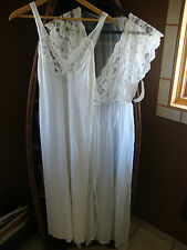 VINTAGE 1980'S VAL MODE TWO PIECE LINGERIE SET MADE IN USA RETAILED FOR +$100
