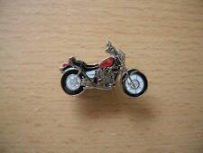 Pin Anstecker Kawasaki VN 750 / VN750 rot red Motorrad Art. 0372 Motorbike