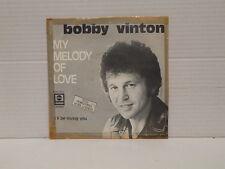 BOBBY VINTON My melody of love 3C00695875 PRESSAGE ITALIE