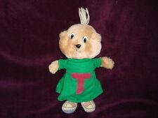 "Alvin & the chipmunks Vintage Plush Theodore 10"""