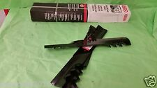 "Set of 3 Gator G6 396-726 18"" Blades Exmark | Ferris | Scagg | Bobcat | Deere"