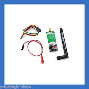 ImmersionRC 700mW 2.4GHz A/V Transmitter for Fat Shark FPV -US Dealer