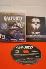 Call of Duty: Ghosts PS3 (Sony PlayStation 3, 2013)