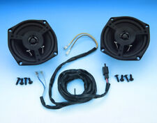 High Output Coaxial 30-Watt Speakers Rear (52-717) By Show Chrome