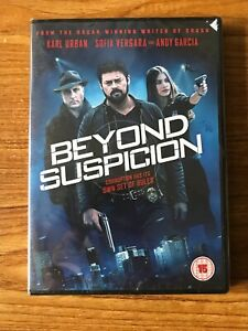 x50 Beyond Suspicion (2018) DVD New and Sealed WHOLESALE JOBLOT CARBOOT