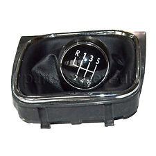 FOR VW GOLF V 5 VI 6 JETTA EOS TOURAN GEAR KNOB AND GAITER 6 Speed 1K0711113CG