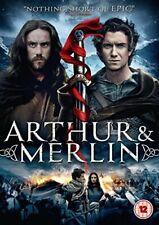 Arthur & Merlin DVD (2015) Kirk Barker