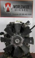 2008 International Maxxforce DT Diesel Engine, 225HP. Good For Rebuild Only