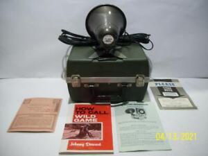 NOS Vtg / Antique RARE Hard to Find JOHNNY STEWART Portable RECORD GAME CALLER