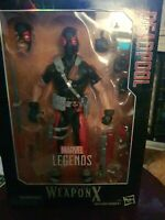 """Marvel Legends Series - 12"""" Inch Deadpool - Agent Of Weapon X - Action Figure"""