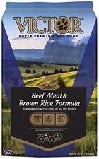 VICTOR Select - Beef Meal & Brown Rice Formula Dry Dog Food 40 Lbs