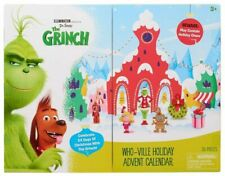 Dr. Seuss The Grinch 2018 Who-Ville Holiday Exclusive Advent Calendar