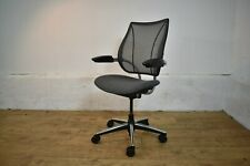 Humanscale Liberty Mesh Office Task Swivel Chair [Grey+Chrome] 12 Available