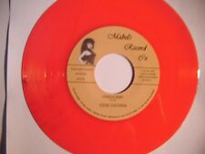 2 X EDDIE COCHRAN NEW RELEASES - Little Lou - Red vinyl LTD Edition +Black vinyl